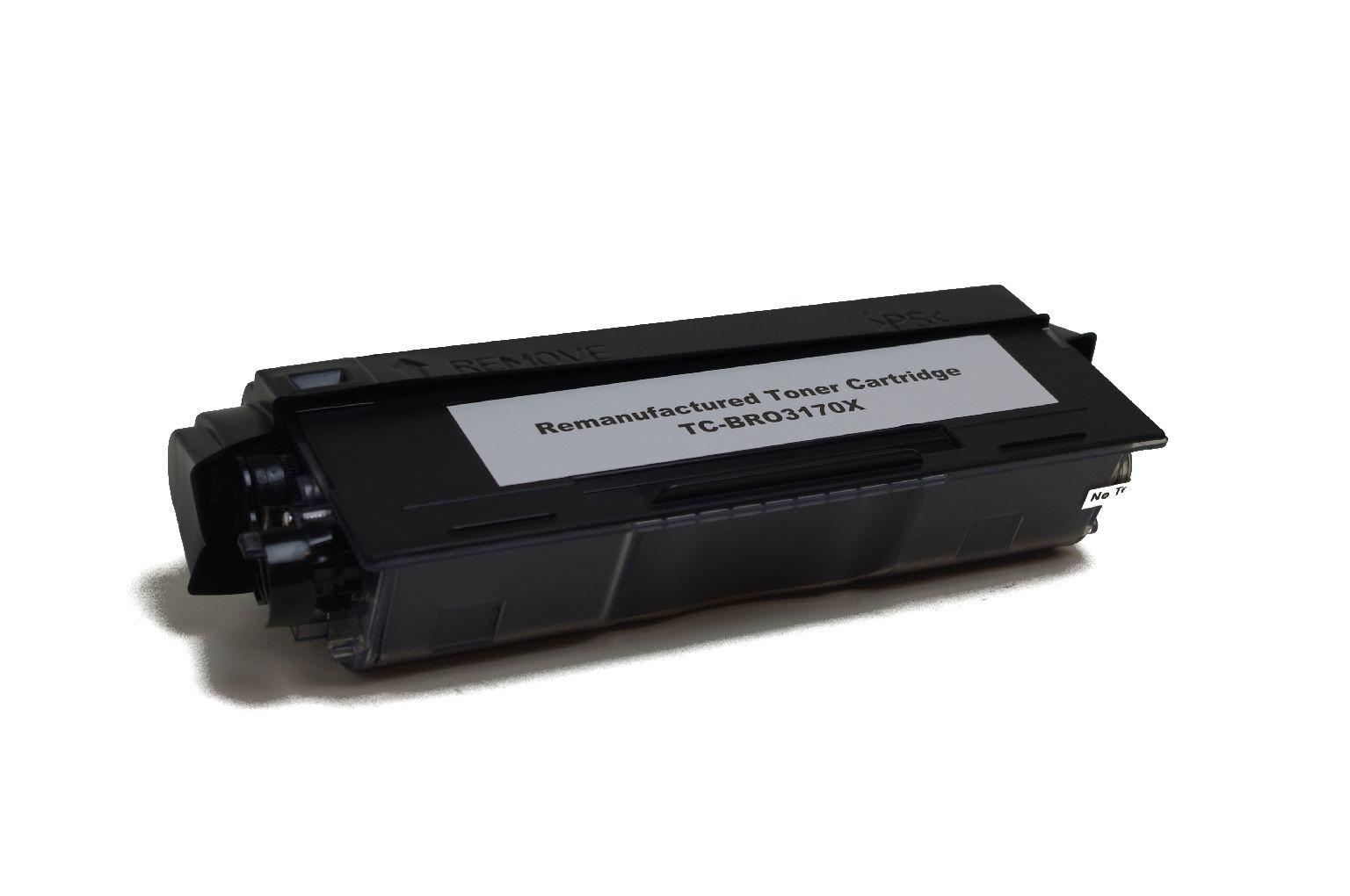 Cartucho de toner (alternativo) compatible a Brother - TN3280 / TN 3280 - HL 5340 / HL 5350 / 5370 / 5380 / MFC 8370 DN / 8380 DLT / DN / 8880 DN / 8890 DW / DCP 8070 D / 8085 DN / 8880 DN / 8890 DW // X-Version 12.000 páginas