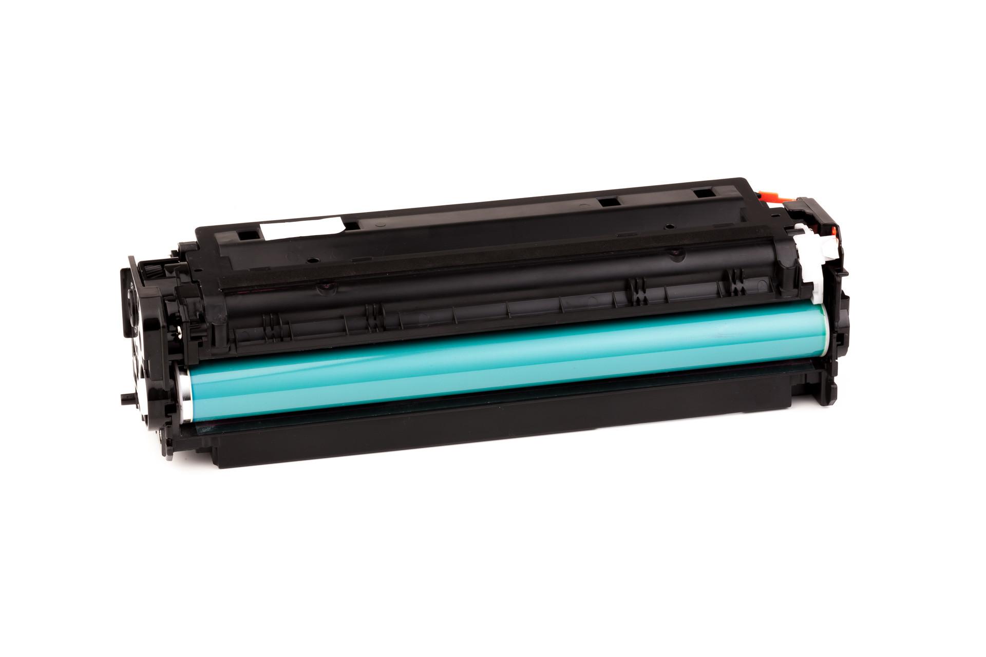 Cartucho de toner (alternativo) compatible a HP - CE 413 A // CE413A - Laserjet PRO 300 Color M 351 A / Laserjet PRO 300 Color MFP M 375 NW / Laserjet PRO 400 Color M 451 DN / DW / NW / Laserjet PRO 400 Color M 475 DN / DW magenta