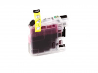 Tinta (alternativo) compatible a Brother - LC125XLY/LC-125 XL Y - DCP-J 4110 DW amarillo
