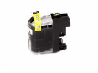 Tinta (alternativo) compatible a Brother - LC127XLBK/LC-127 XL BK - DCP-J 4110 DW negro