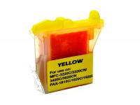 Bild für den Artikel IC-BRO800ye: Alternativ-Tinte für BROTHER LC800Y in gelb