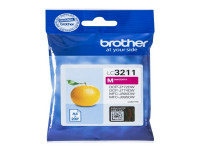 Original Cartucho de tinta magenta Brother LC3211M magenta
