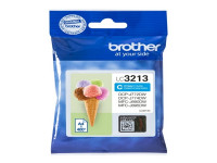 Original Cartucho de tinta cian Brother LC3213C cyan