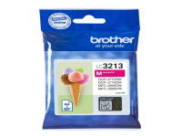Original Cartucho de tinta magenta Brother LC3213M magenta