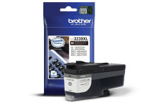 Original Cartucho de tinta negro Brother LC3239XLBK negro