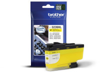 Original Cartucho de tinta amarillo Brother LC3239XLY amarillo