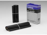 Original Rollo transferencia térmica Brother PC202 negro