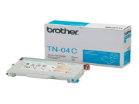 Original Toner cyan Brother TN04C cyan