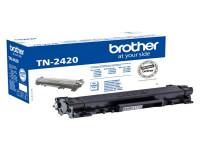 Original Tóner negro Brother TN2420 negro