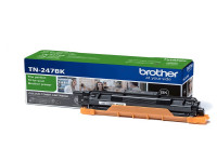 Original Tóner negro Brother TN247BK negro