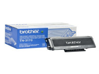Original Toner schwarz Brother TN3170 schwarz