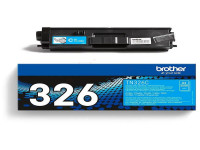 Original Toner cyan Brother TN326C cyan
