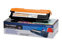 Original Toner schwarz Brother TN328BK schwarz