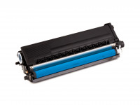 Cartucho de toner (alternativo) compatible a Brother TN 328 C / TN328C - HL 4570 CDW / HL 4570 Cdwt / MFC 9970 CDW / DCP 9270 CDN cyan