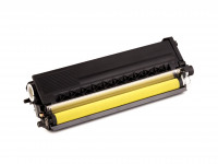 Cartucho de toner (alternativo) compatible a Brother TN 328 Y / TN328Y - HL 4570 CDW / HL 4570 Cdwt / MFC 9970 CDW / DCP 9270 CDN amarillo